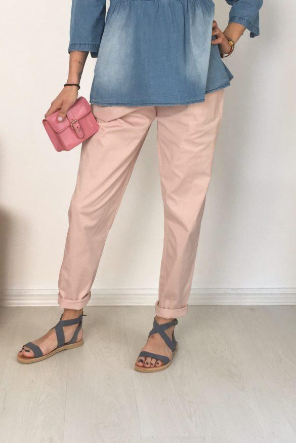 pink pants