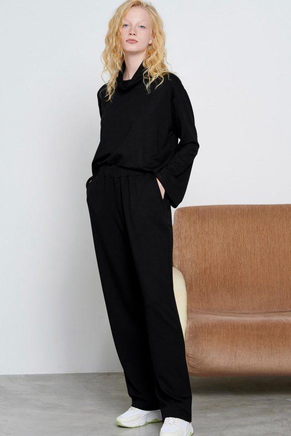 Comfy Pants Black 1