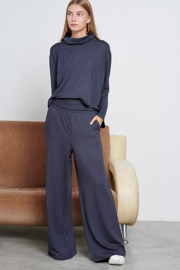 Comfy Pants in Blue
