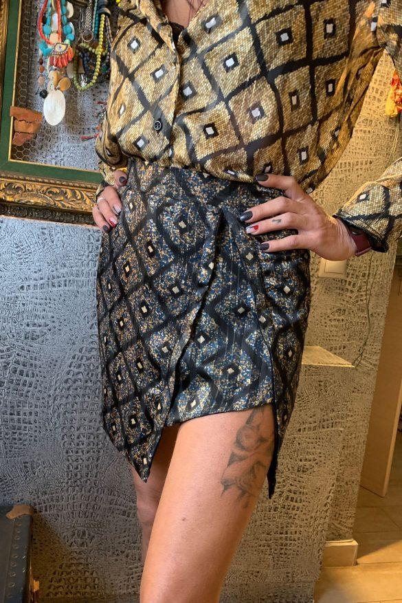 Eugenie mini skirt 1