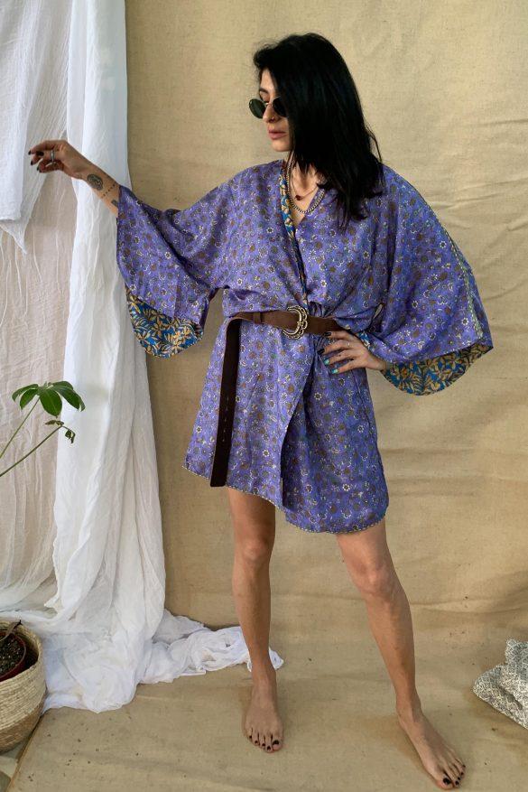Blue-Kimono